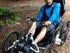 Descente en fauteuil tout terrain QUADRIX pour Papa !