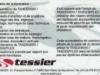 Accréditation pilote Tandemski & Tandem'flex Tessier - Yannick Holtzer (verso)