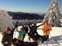 Balade et randonnée en fauteuil ski