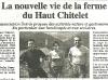 L'Est Républicain (13-6-2003)