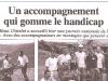 Présentation de l'association Sotrés par la presse quotidienne régionale à la création du Refuge du Sotré.