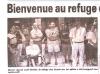 Inauguration de l'Association Sotrés au Refuge du Sotré (15-6-2003)