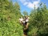 Le Refuge du Sotré au trail de la vallée des lacs 2017