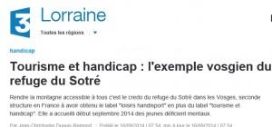 france-3-lorraine-refuge-vosges