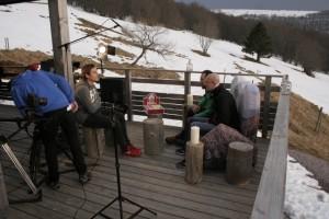 E-Motion en tournage au refuge du sotré avec AlabamProd (4)