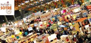 Salon Mondial du Tourisme 2015 - Refuge du Sotré2