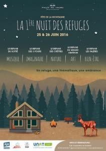 La nuit des refuges 2016 !