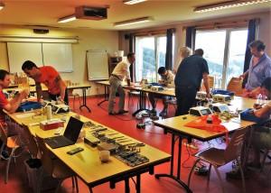 Séminaire dans les Vosges au Refuge du Sotré