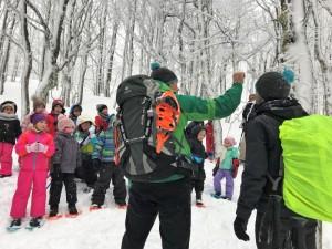 Séjour et voyage scolaire dans les Vosges au Refuge du Sotré