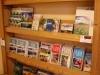 De nombreuses brochures touristiques à disposition !