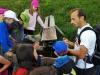 L'école élémentaire Jules Ferry de Saulxures-sur-Moselotte en classe verte avec le Refuge du Sotré !