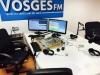 Les locaux de Radio de Vosges FM à Epinal !