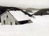 Ferme du Haut-Chitelet en hiver 1942 au Hohneck.