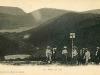 Promenade début 1900 sur la chaume Charlemagne au Hohneck.