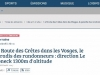 France Bleu Sud Lorraine (8-8-2017)