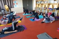 Séminaire au Refuge du Sotré pour les stagiaires de KF Pilates !