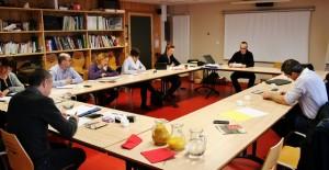 La société vosgienne de transports MGE, en séminaire au refuge ! (2)