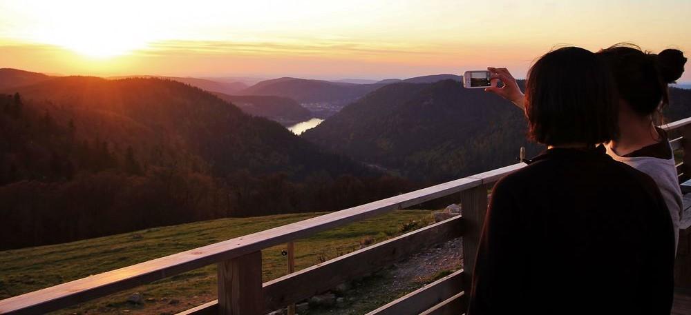 Un lieu pour déconnecter, le Refuge du Sotré dans les Vosges !