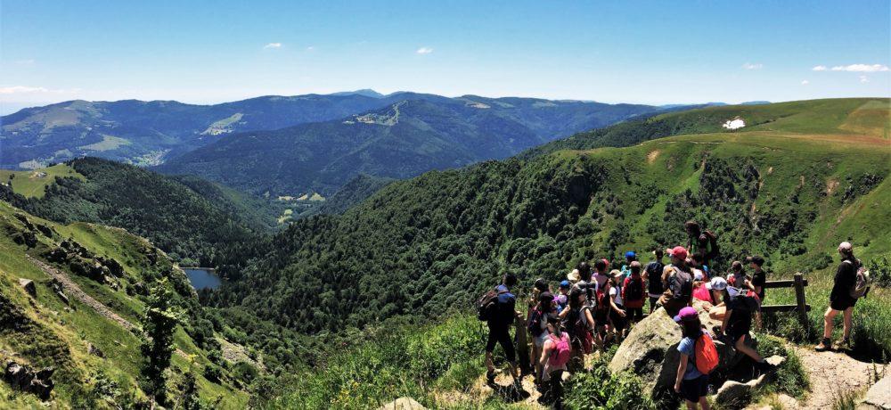 Voyages scolaires dans les Vosges au Refuge du Sotré !