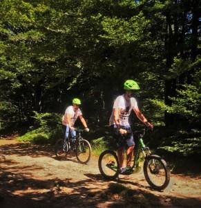Trottintte dans les Vosges au Refuge du Sotré