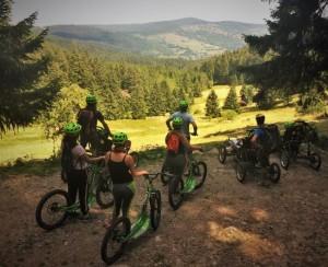 Cimgo dans les Vosges avec le Refuge du Sotré