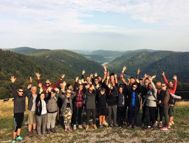 Séjour scolaire intégration au Refuge du Sotré !